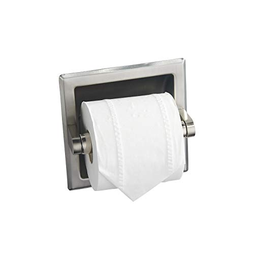 Top 10 best selling list for recessed toilet paper holder made in usa