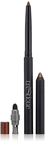 TRE'STIQUE Line, Sharpen & Smudge Eye Pencil, Swiss Chocolate