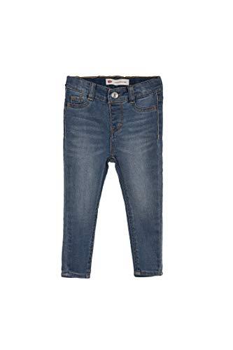 Levi's Kids Baby - Mädchen Jeans Lvg 710 Super Skinny The Other Guy 24 Monate