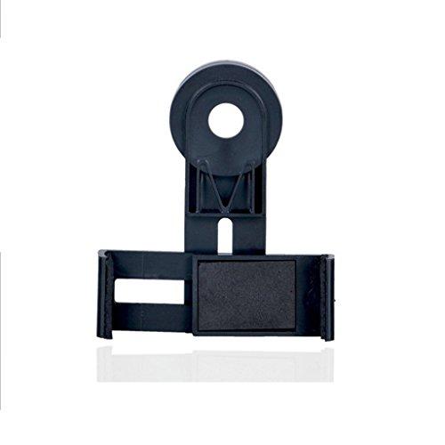 SJJ&GLL Telescoop Lens Universele telefoonhouder Adapter Monoculaire Omzetten Klem Smartphone Connector Voor Telefoon Camera Lens Outdoor Clip (Kleur : A)