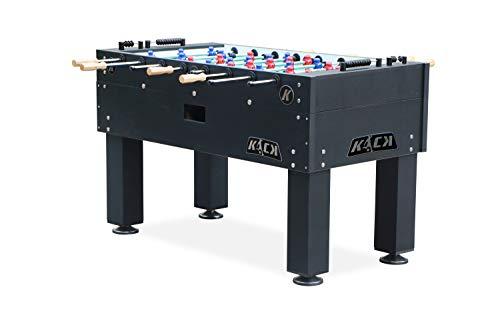 "Kick Titan 55"" in Foosball Table (Black)"
