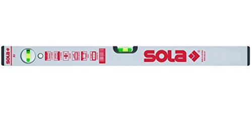 """Sola 1110301 Alu-Wasserwaage\""""AV 30\"""" cm in grau"""
