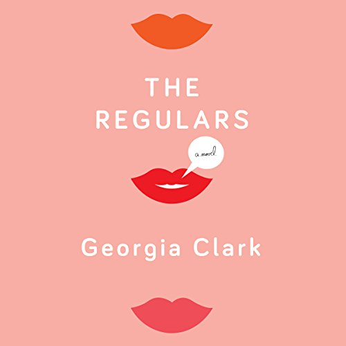 The Regulars audiobook cover art
