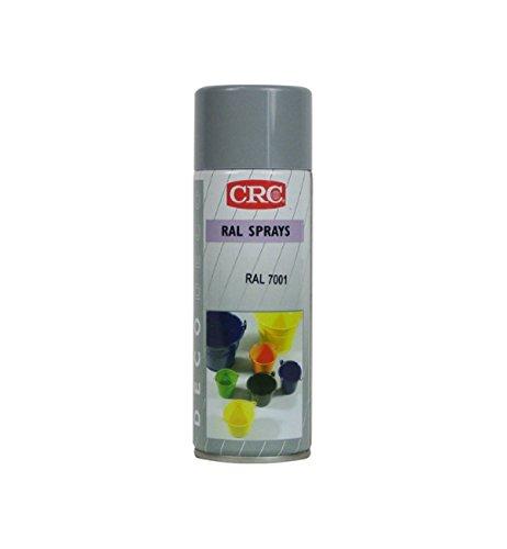 CRC 32410-AA Spray Pintura, Gris Plata, 400 ml