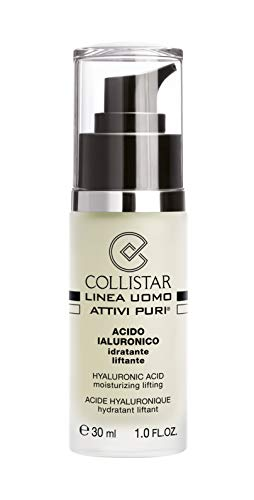 Collistar Siero Acido Ialuronico Idratante Liftante Uomo - 30 ml.