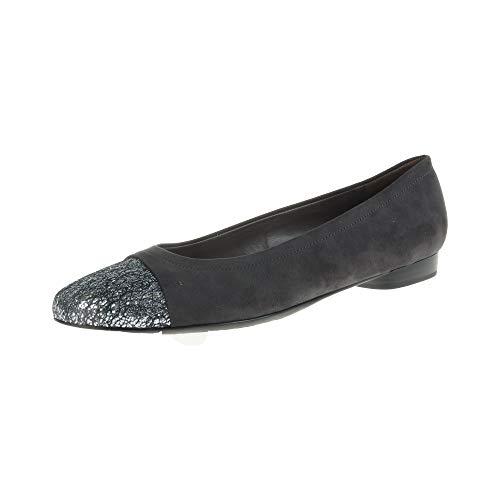 Jenny damesschoenen Ballerina Lava Grey 2263329