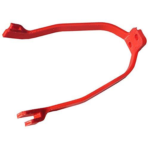 BOINN Soporte De Guardabarros Trasero?Soporte Rigido para Scooter Electrico Mijia M365 / M365 Pro Scooter Accesorios Piezas (Rojo)