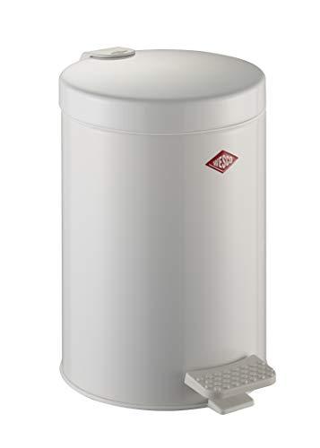 Wesco Kosmetik Abfallsammler 104, 5 Liter, weiß