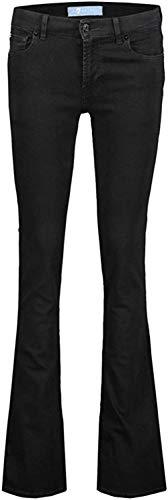 7 For All Mankind Jeans Bootcut, Nero (Black Yy), W26/L34 (Taglia Unica: 26) Donna