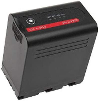 JVC BN-S8I50 7.2V 6600mAh Lithium-Ion Battery for GY-HM600/650 Cameras and DT-X Series Monitors
