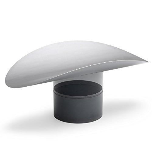 höfats - ELLIPSE Fuss - erhöht Feuerstelle um 18 cm - einfache Steck-Montage - Zubehör für ELLIPSE Feuerschale
