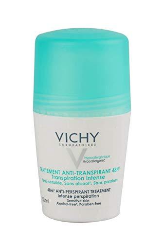 Vichy Deo Traitement Anti-Transpirant 48H Roll-On...