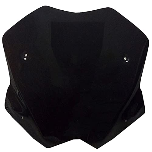Cheng FIT FOR TMAX 530 2012 2013 2014 Windshirand Deflectors para Yamaha T-MAX 530 2013 2013 2014 Tmax 530 TMAX530 T-MAX 530 (Color : Black)