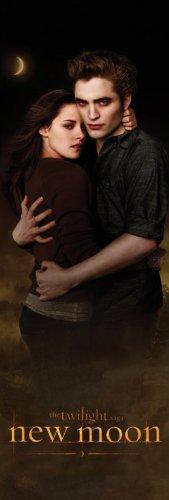 Twilight - New Moon Edward & Bella - Slim Poster Filmposter Kino Movie Edward und Bella 30,5x91,5 cm
