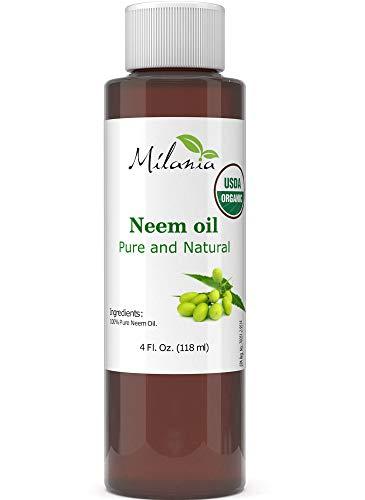Premium Organic Neem Oil (4 Fl. Oz.)