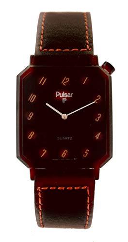 Reloj PULSAR Negro Unisex - Hombre y Mujer