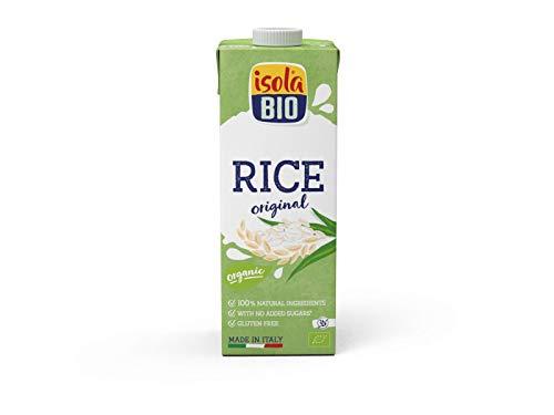 Rice Drink Premium Isolabio 1 L