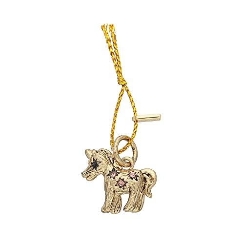 [コーチ] 御守り ユニコーン ミニチャーム COACH Uni Mini Charm Unicorn 39506 GDE1L [並行輸入品]