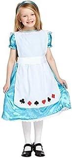 09fe783bed046 Filles Alice au Pays des Merveilles Conte De Fée Livre Jour Halloween  déguisement Costume Tenue 3