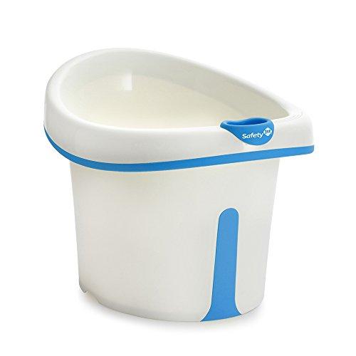 Banheira Bubbles Safety 1st, Azul