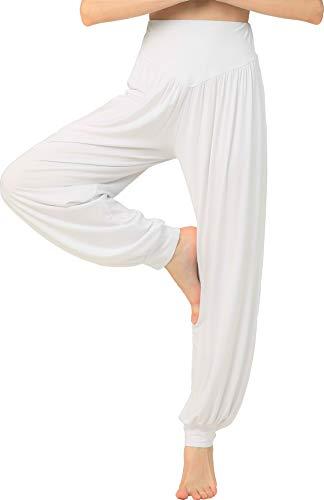 Hoerev Super miękkie spodnie spandex joga pilates szarawary