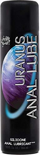 Wet Uranus Silicone Anal Personal Lube 9 oz