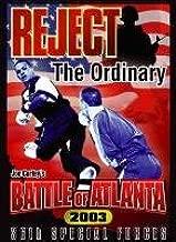 2003 Battle of Atlanta Karate Martial Arts Tournament DVD sparring kata weapons