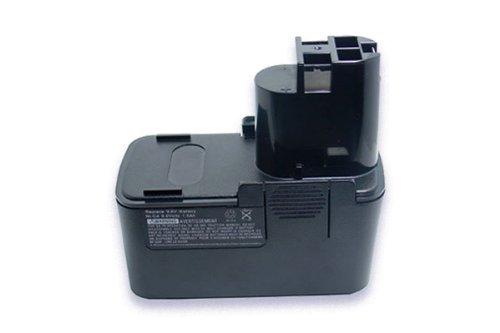 PowerSmart® NiMH 9,60V 2200mAh Compatibele vervanging voor SKIL 3000VSRK, 3100, 3100K, 3105, 3105K, 3109K, 3110, 3110K, 3110K, 3110VSRK, 3220, B2100, B2109, B2109K, B2110, B2220, Flex BBM 596B, Flex BS 596B gereedschap accu
