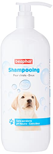 Beaphar Champú Cachorros 1 L, Un tamaño, 1 L 1 unidad 1000 ml