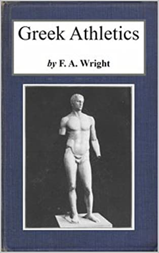 Greek Athletics (English Edition)