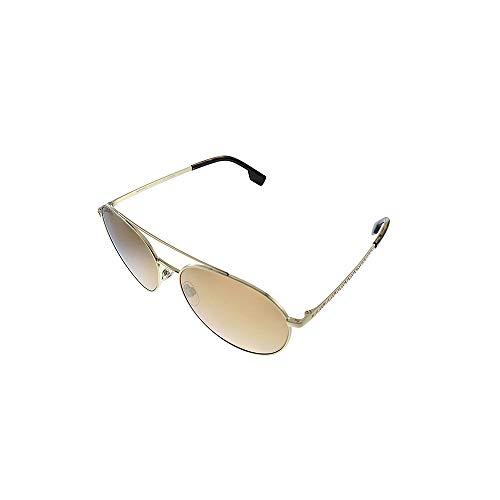BURBERRY Gafas de sol BE3115 11092T Gafas de sol Mujer color Oro oro tamaño de la lente 59 mm
