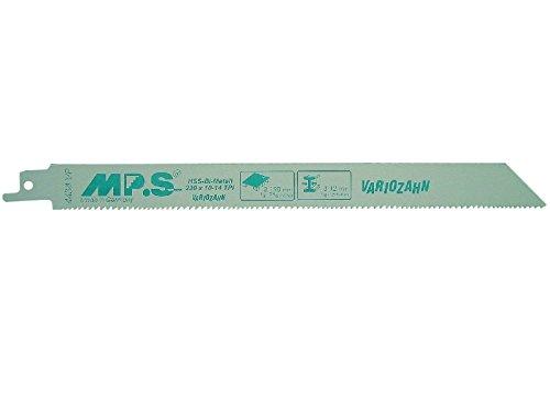 Lames pour scie sabre bi-métal HSS 3,2 mm d'épaisseur
