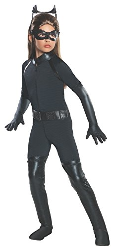 Rubie's Batman Dark Knight Rises Child's Deluxe Catwoman Costume - Large by