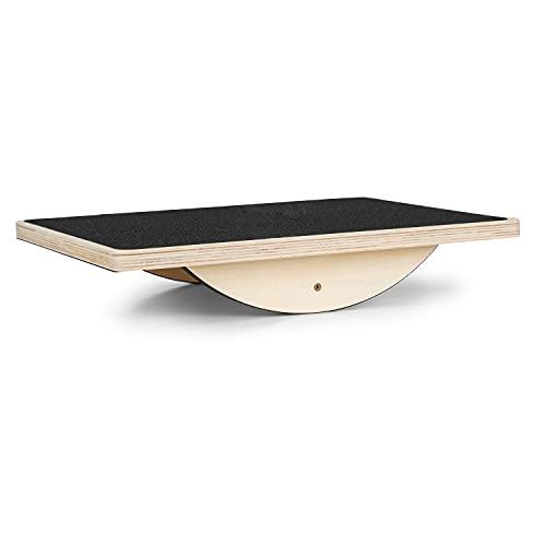 BoarderKING Tavola da Interni per Bambini da 3 Anni - Plank Trainer Balance Pad Kids Balance Board