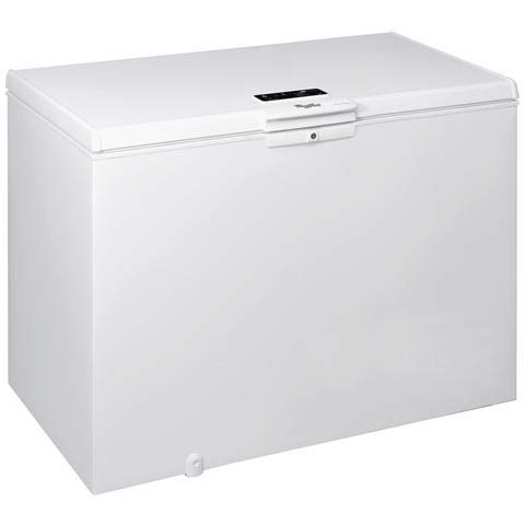 Whirlpool whe39392T autonome Premiumqualität 390L A + + weiß Gefrierschrank–Tiefkühltruhen (autonome, Premiumqualität, weiß, oben, 390l, 395L)