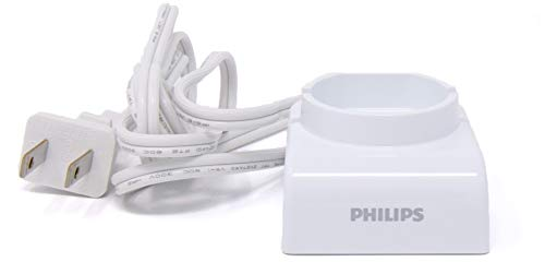 Enbizio Replacement Charger for Philips Sonicare Electric Toothbrush/Charging Base - with 4ft Cord