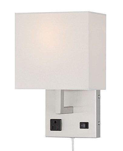 HomeFocus Bedside Wall Lamp Light
