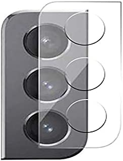 For Samsung Galaxy S21 5G Lens Screen Protector Glass Flexable With Nano Technology HD Anti Shock - Clear