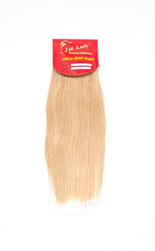 35,6 cm Premium indien Ange 100% Remy Extension de cheveux humains tissage 113 g # S10 (# 613)