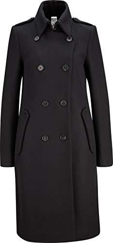 Drykorn Damen Mantel in Schwarz 2 / S