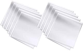 NEEMAY Microfiber Cleaning Cloths Screen Wipes10-Pack for Camera Lens, Eyeglasses, Cell Phones, Computers, LCD Screens, El...