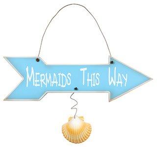 Mermaids Two Sided Arrow