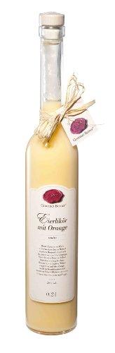 Gourmet Berner, Eierlikör, mit Orange 20%vol., 0,2l
