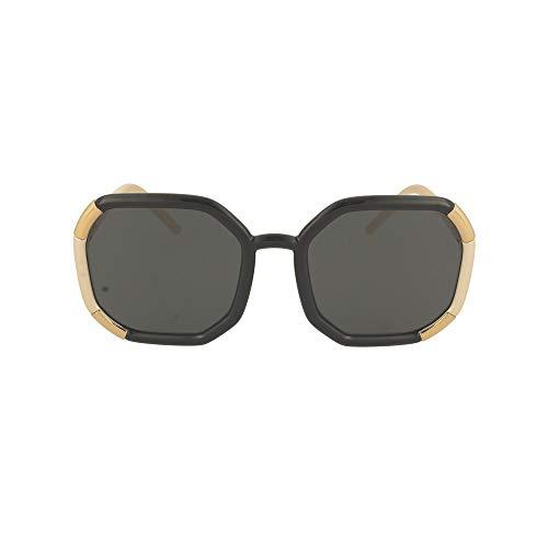 Prada Gafas de sol PR 20XS 02F5S0 BLACK gafas de sol Mujer color Negro gris tamaño de lente 58 mm