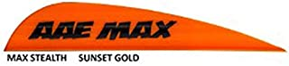 AAE Max Stealth Vane Sunset Gold 100 Pk.