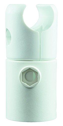 Badheizkörper Mittelanschluss Toskana 70×40 cm Design-Heizkörper Bad weiß vom Renovierungsprofi, 1 Stück, 4056397001737 - 5