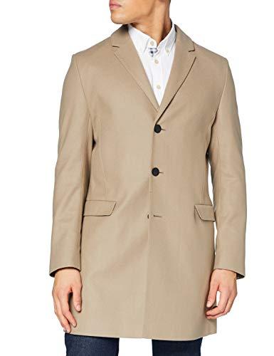 HUGO Herren Migor2041 Dress Coat, Light/Pastel Brown (238), 50