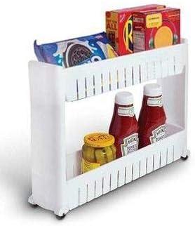 Space saver storage rack