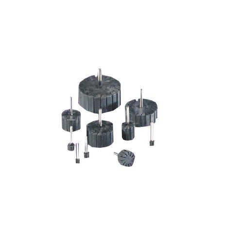 Flexovit 63642562528 Schlauchträger, 12 mm D x 25 mm A x 6 mm E, 5er Set