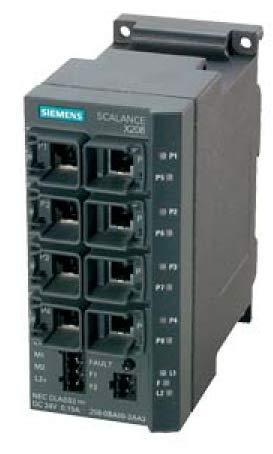 6GK5208-0BA10-2AA3 | SIEMENS SCALANCE X208